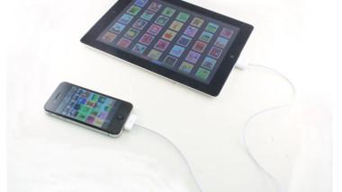 Collegare Iphone/Ipod ad Ipad tramite usb