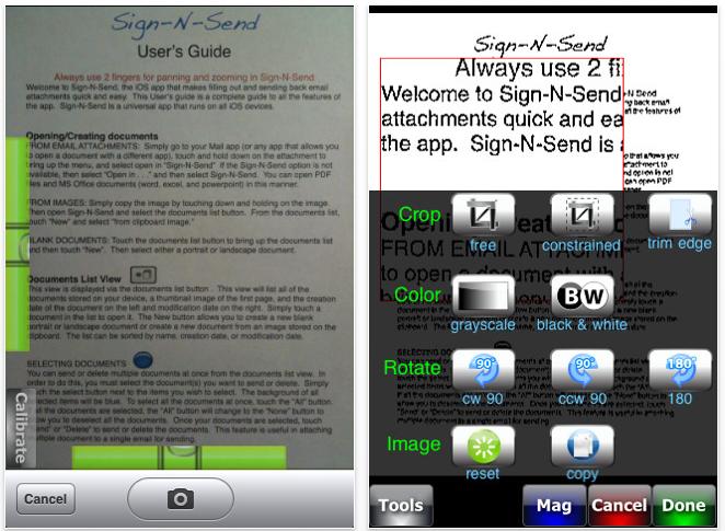 Trasformare una foto di un documento in Pdf su Iphone e Ipad