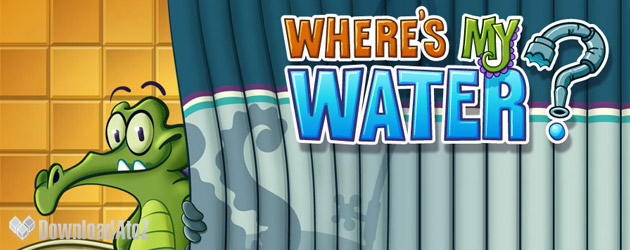 Where's my water disponibile su Android Market