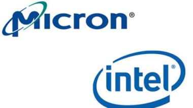 Intel e Micron producono memorie flash da primato