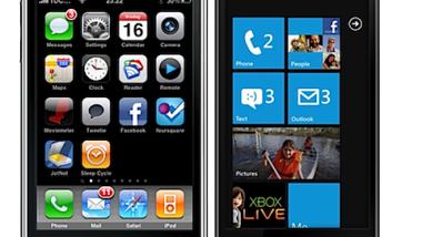 Nel 2015 i WindowsPhone Supereranno iPhone