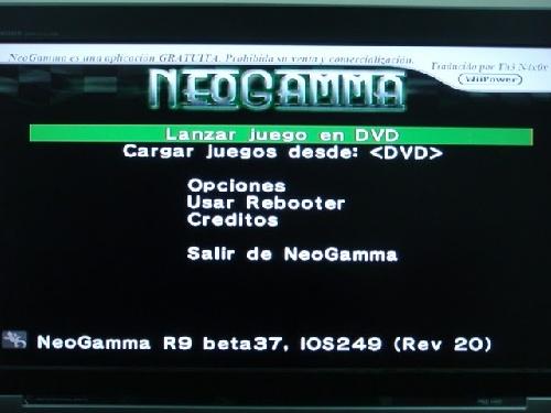 Guida NeoGamma R9 Per Nintendo Wii
