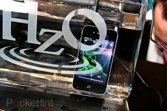 Forse il nuovo iPhone sarà impermeabile ?