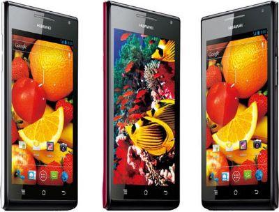 Ascend P1 S annunciato da Huawei