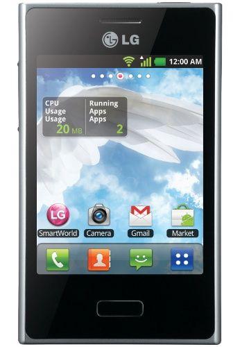 Nuovo Smartphone Lg Optimus L3 E400
