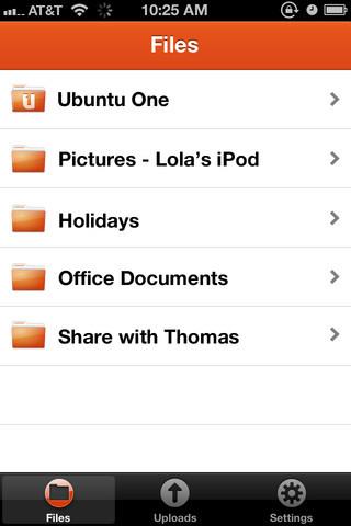 Ubuntu One approda su iPhone e iPad