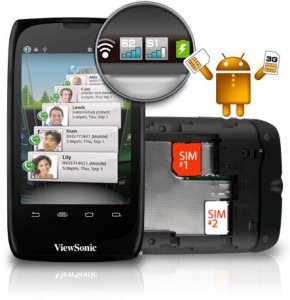 View Phone 3 android dual sim