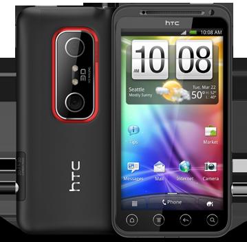 HTC EVO 3D a soli 299 euro fino al 9 febbraio!