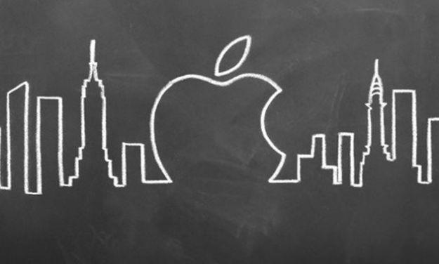 Apple anche nel settore dell'educazione