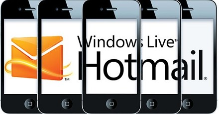 Come configurare l'account di posta Hotmail su iPhone-iPad