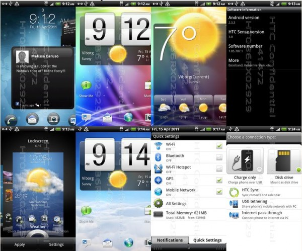 Disponibile la custom rom Revolution HD per HTC Sensation