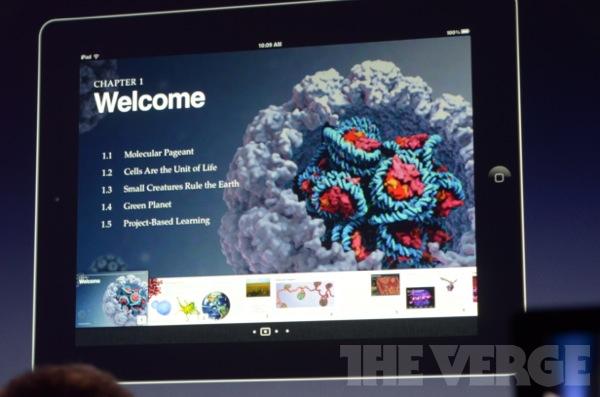 Apple Presenta iBook 2