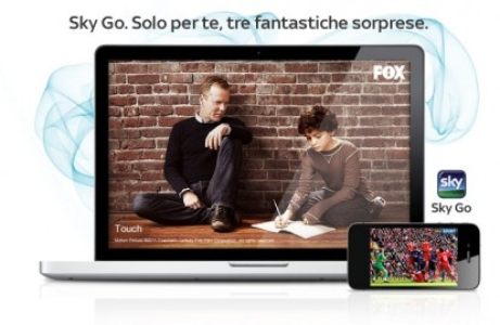 SkyGo in arrivo su iPhone e Mac, gratis per chi ha Sky HD!