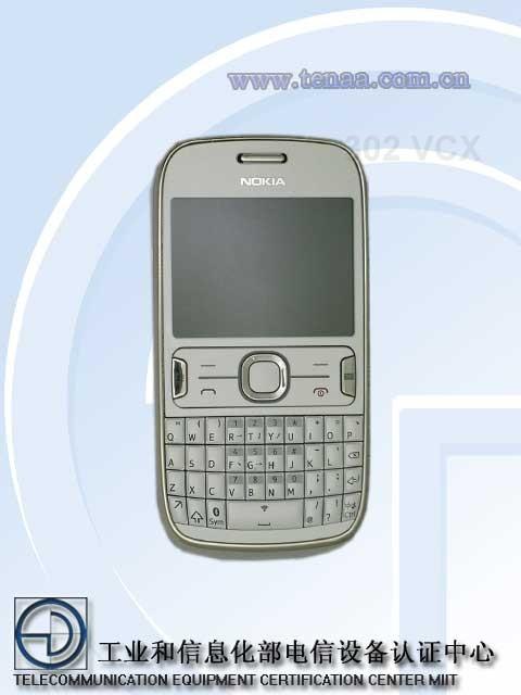 Prime Immagini Del Nokia 302