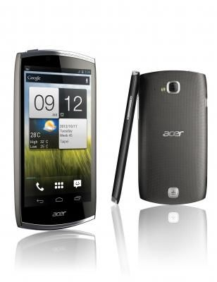 Acer CloudMobileTm Con Android Ice Cream Sandwich
