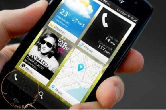 BlackBerry 10 Anteprima Immagini