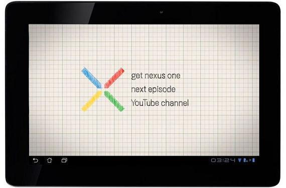 In Arrivo Ad Aprile Un Tablet Per Google ?