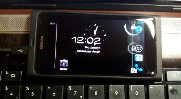 Android 4.0.3 Su Nokia N 9