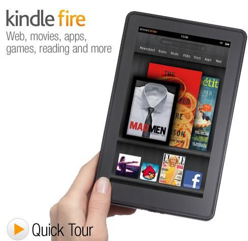 Kindle Fire Da 9 Pollici A Metà 2012 ?