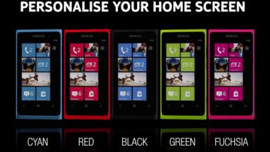 Lumia 800 In Arrivo Rosso e Verde