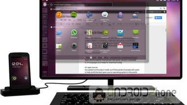 Ubuntu Per Android