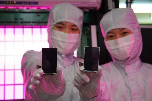 Samsung annuncia l'arrivo dei nuovi display Amoled da 350 ppi