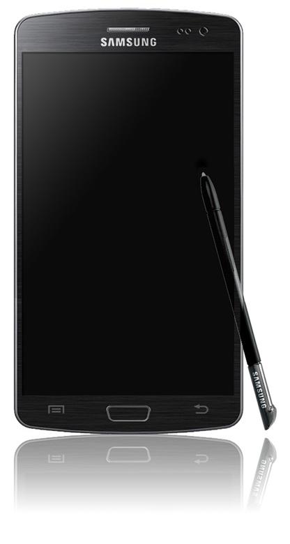 Ecco un concept del nuovo Samsung Galaxy Note 2