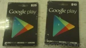Google Play-carta-regalo