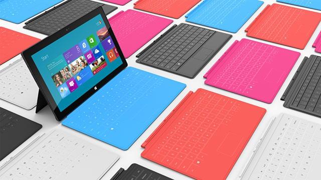 Surface-Microsoft