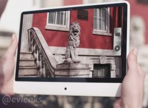 Ecco le prime immagini del tablet HTC da 10 pollici