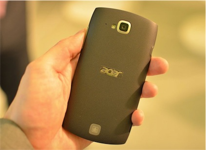 Acer-smartphone-Android