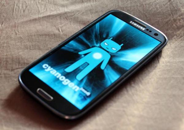 CyanogenMod-10Galaxy-S3