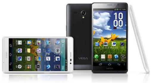 Pantech Vega R3 il nuovo smartphone con display dalle grandi dimensioni