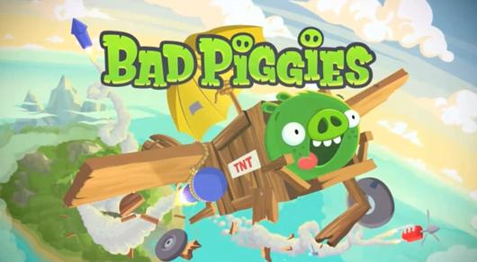 Rovio rilascia il primo trailer di Bad Piggies, sarà il nuovo gioco tormentone?