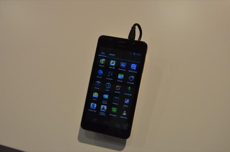 IFA 2012: Haier presenta i suoi primi dispositivi mobili HaiPhone ed HaiPad