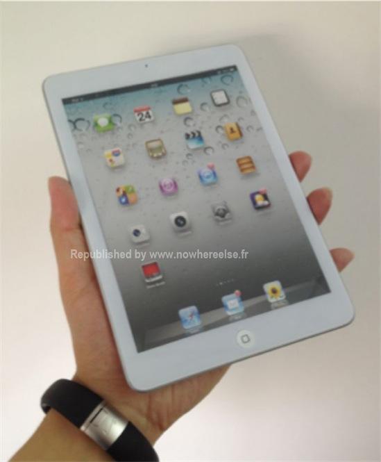 Sito cinese mostra le immagini di un presunto iPad Mini
