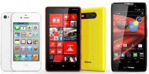 smartphone-iphone5-Nokia-Motorola