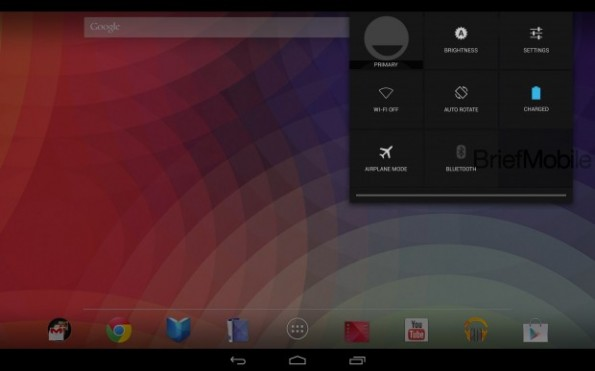 Ecco le prime immagini del sistema operativo Android 4.2