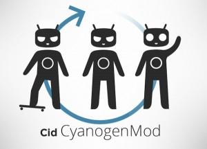 CyanogenMod-9-Cid