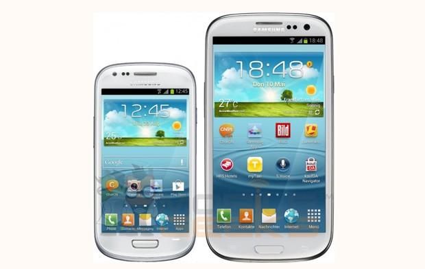 Galaxy S3 Mini in arrivo, oggi la presentazione di Samsung