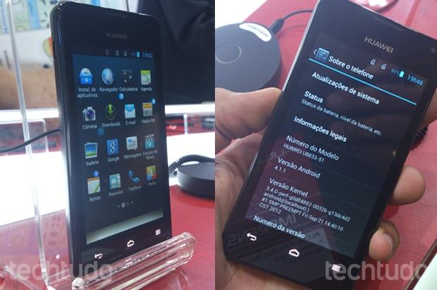 Huawei presenta il nuovo smartphone Y300