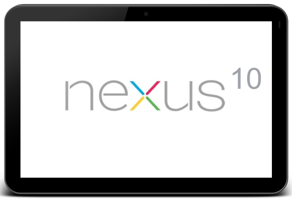 Nexus 10: il tablet Google prodotto da Samsung con display da 10″