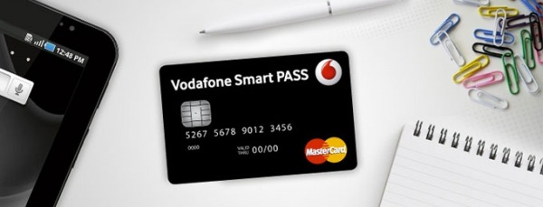Smart Pass NFC: Vodafone lancia i pagamenti NFC anche in Italia