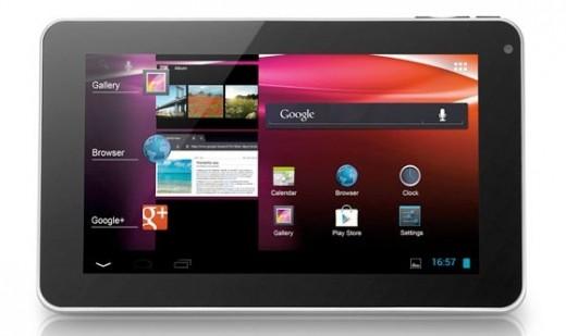 Alcatel al lavoro su un nuovo tablet con OS Android