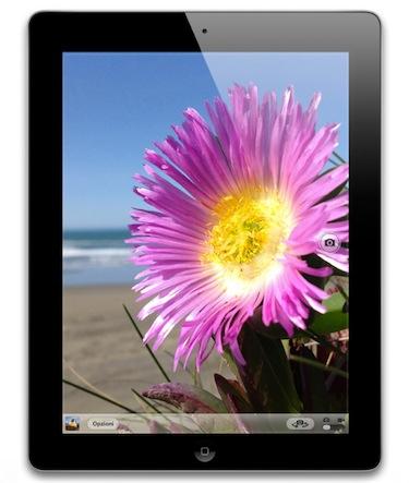 Apple aggiorna anche l'iPad portandolo alla quarta generazione