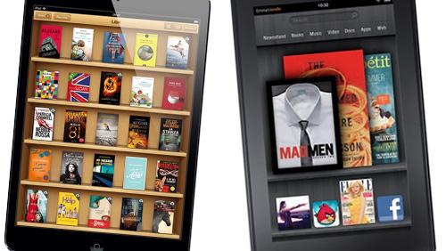 iPad Mini vs Kindle Fire HD: ecco il confronto sulle specifiche tecniche