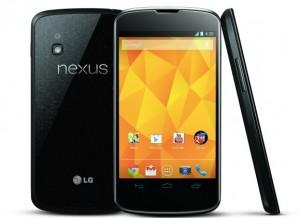 LG Nexus 4 ufficializzate specifiche e prezzi da Google