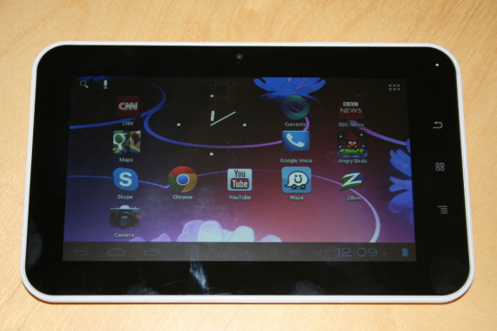 Dall'india arriva AAKASH 2 il tablet Android a soli 16€