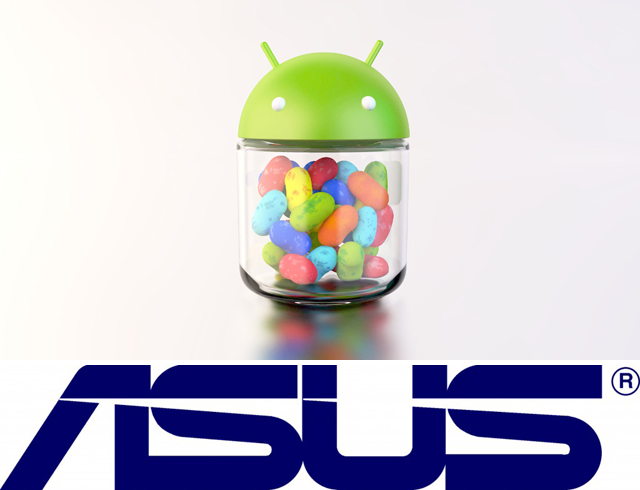 Android 4.2 sarà disponibile a breve per i tablet Asus