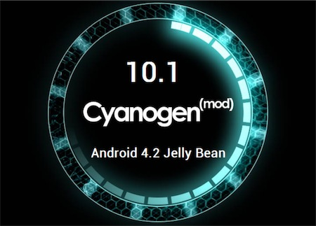 CyanogenMod 10.1 M3 disponibile al download